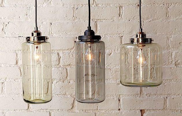 Handgefertigte Lampen Aus 1001 Nacht Von Calabarte Klonblog Rustikale Lampen Glasgefass Und Lampenschirm Glas