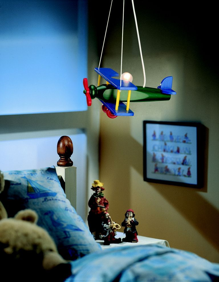 Globug Yumbo Ceiling Lamp 1x E27 Height 1100 Length 300 Width 350 Wood Bamboo Reeds Synthetics Childrens Lighting Kid Room Decor Kids Lighting
