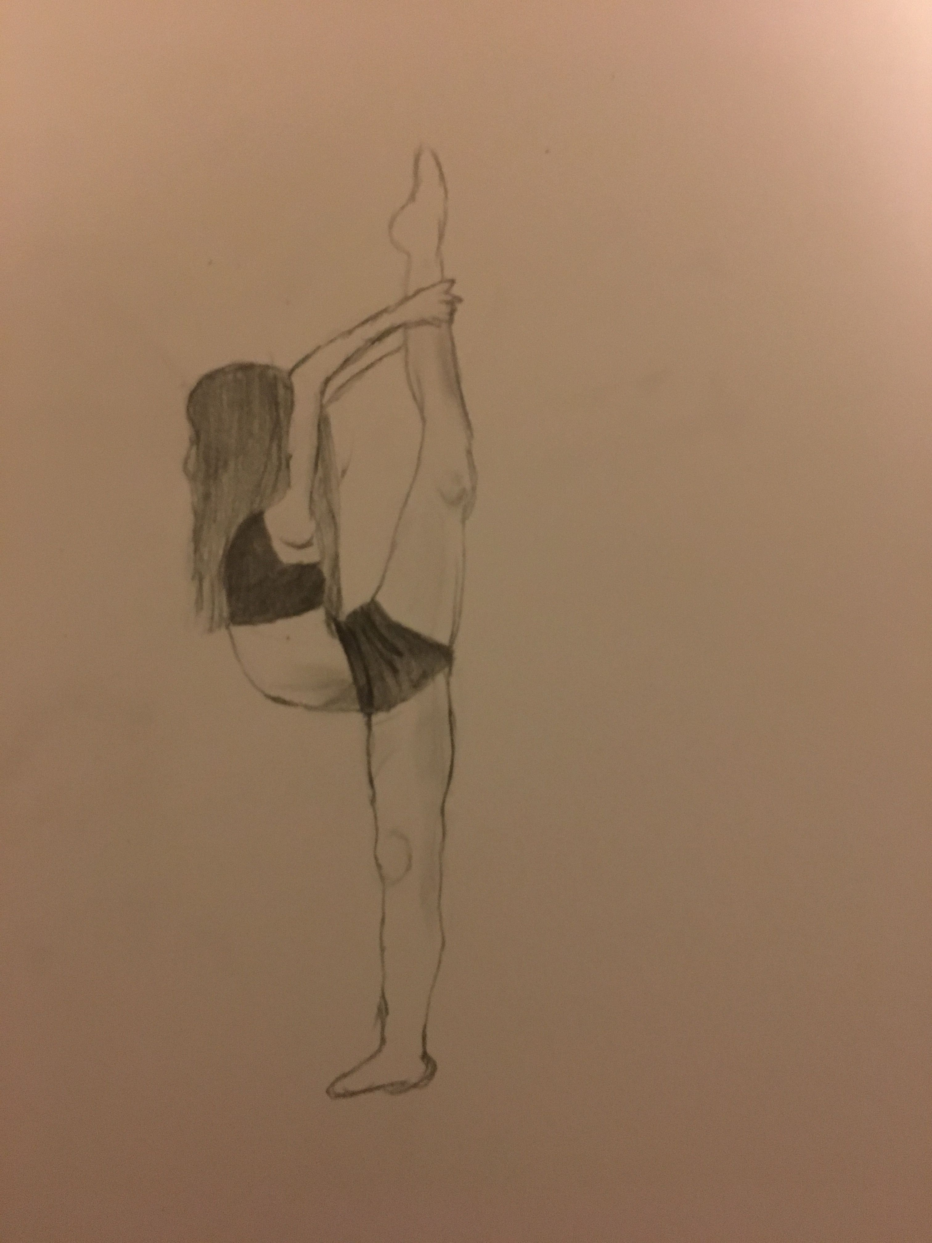 Straight Scorpion Gymnastics Flexibility Sketch Dancing Drawings Drawings Of Friends Art Drawings Sketches
