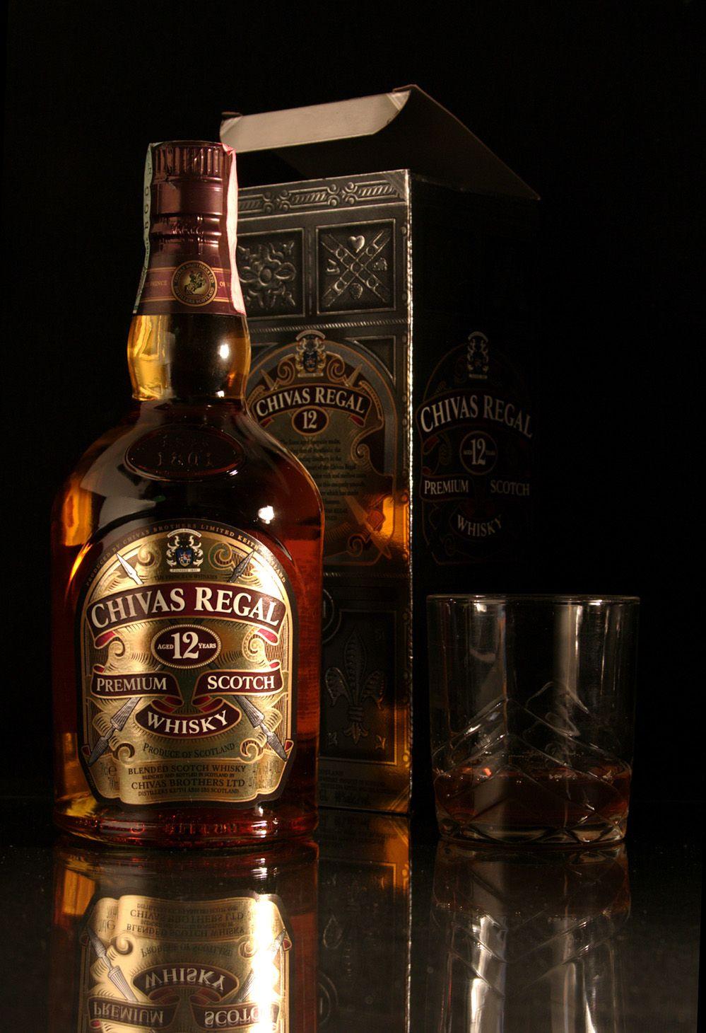 Whisky Chivas Botane Best Price Copa Fotos