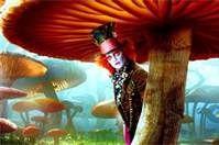 *the mad hatter (Johnny Depp) ~ Alice in Wonderland, The movie
