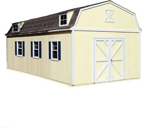 15 X 20 Shed Kit Storage Shed Kits Shed Kits Wooden Storage Sheds
