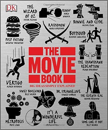 The Movie Book Big Ideas Simply Explained Dk 9781465437990