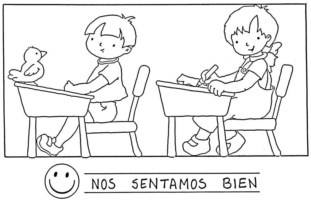 Dibujos sobre normas de convivencia en el aula - Imagui | anita ...