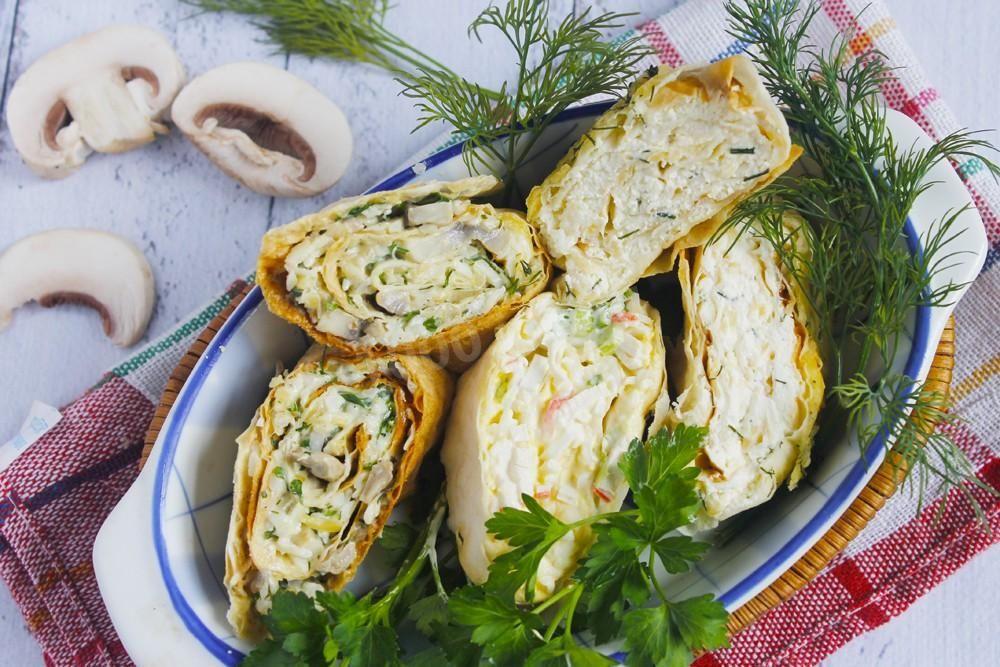 праздничные блюда из лаваша рецепт с фото последователи должны были