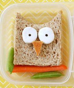 Sandwich con onda.