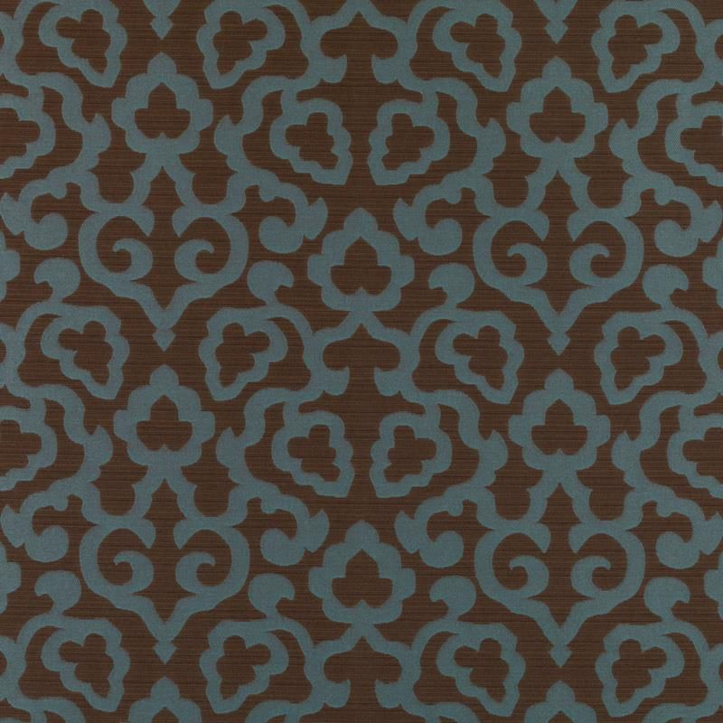 Pattern 90930 108 Crypton Woven Jacquards Volume Viii Duralee Fabric By Duralee Brown Blue Brown New Home Designs