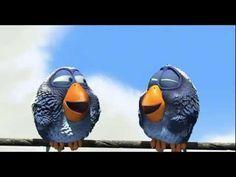 """""""For The Birds"""" Corto: GRUPO. DIVERSIDAD. RESPETO. INTEGRACIÓN. ACOSO."""