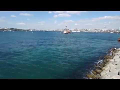 برج الفتاة تركيا اسطنبول Turkey Istanbul Girl Tower Youtube Outdoor Beach Water