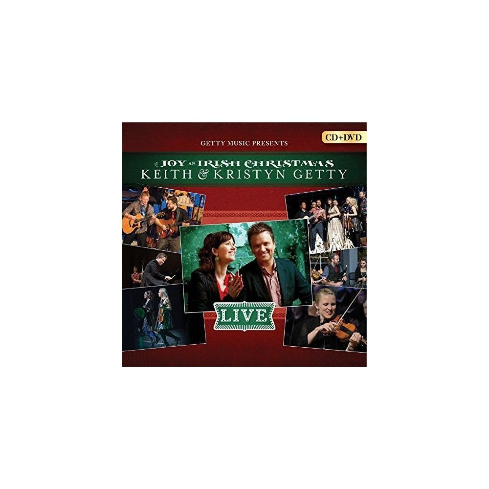 Keith & Kristyn Getty - Joy: An Irish Christmas (Live) (CD) | Live ...