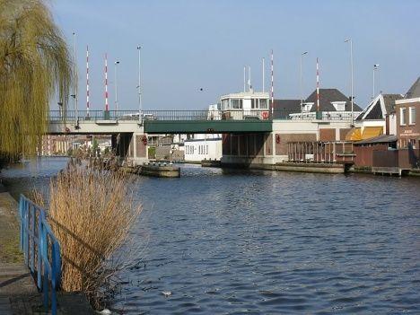 Koningin Julianabrug Alphen Aan Den Rijn Overig Alphens Nl Nederland Brugge Brug