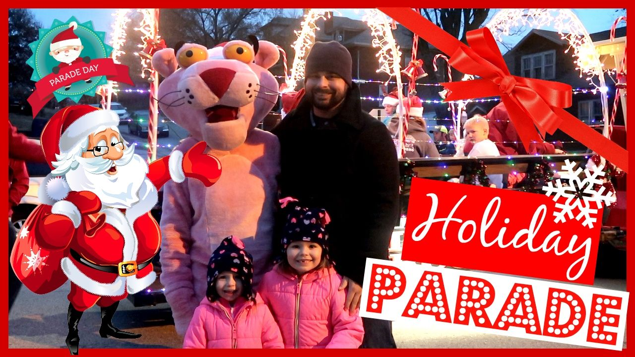 2016 Holiday Parade With Lexi Bella With Images Holiday Parades Holiday 2016 Parades