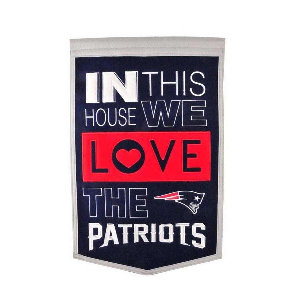 Nfl New England Patriots Home Banner New England Patriots Home
