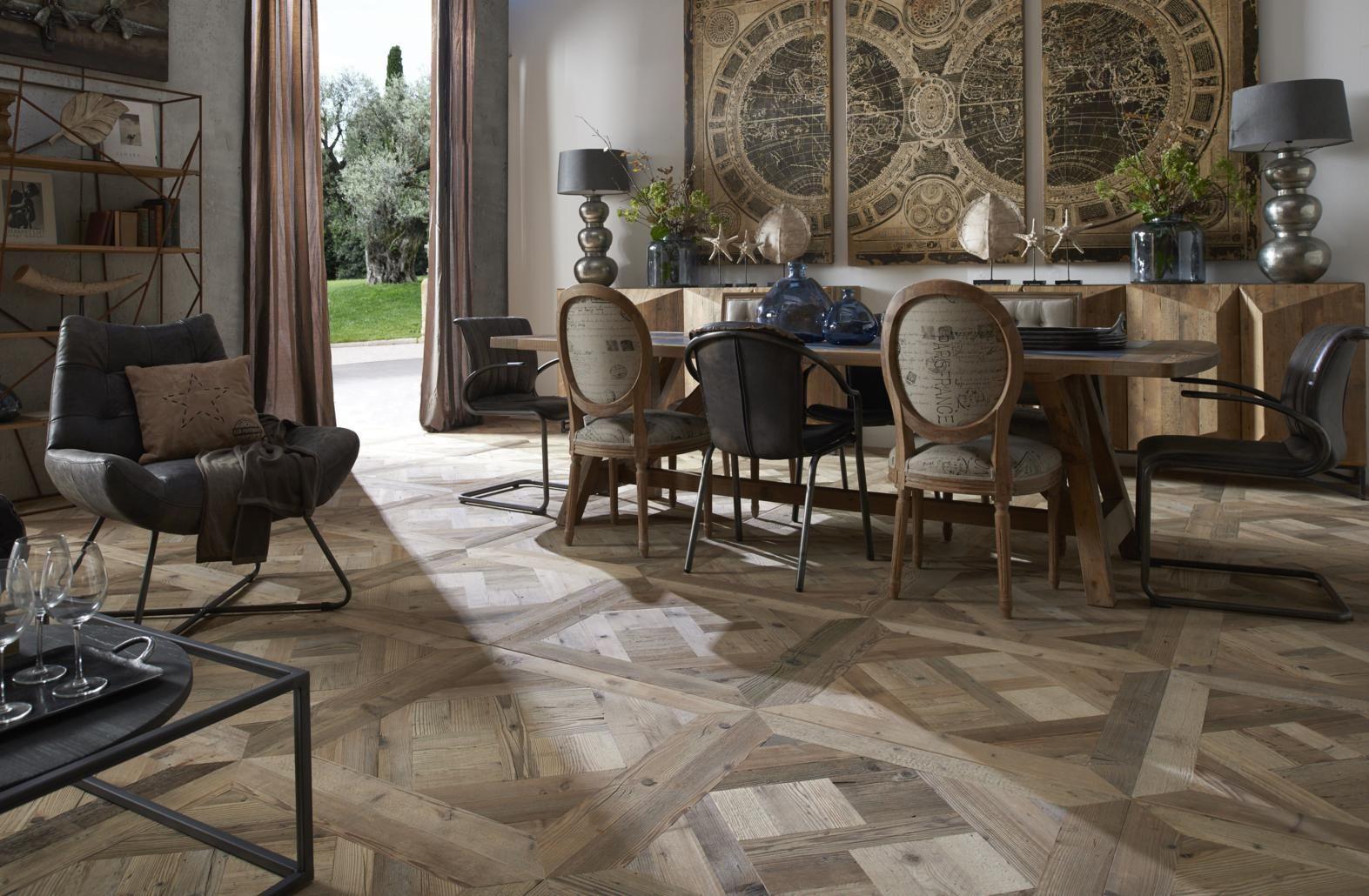 Soggiorno Country ~ Ambientazione soggiorno villa in stile shabby country dialma brown