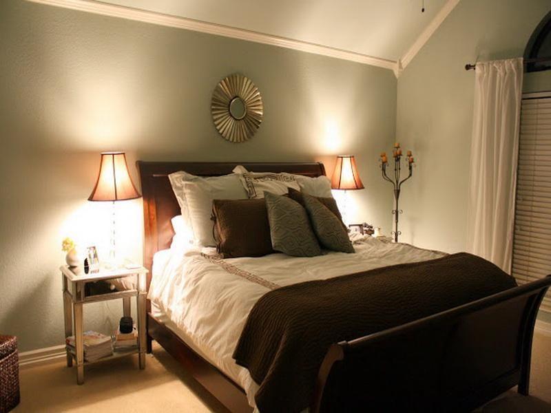 Entspannende Farben Für Eine Schlafzimmer #Schlafzimmer ...