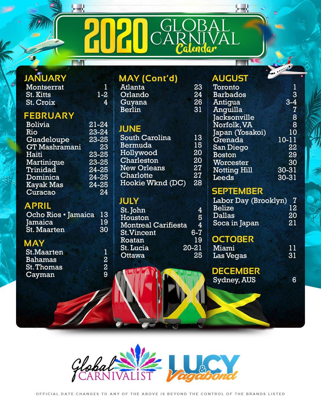 Carnival Calendar 2021 Caribbean Carnival Sint Eustatius Carnival