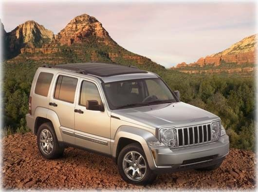 Awesome Great 2002 Jeep Liberty Mpg