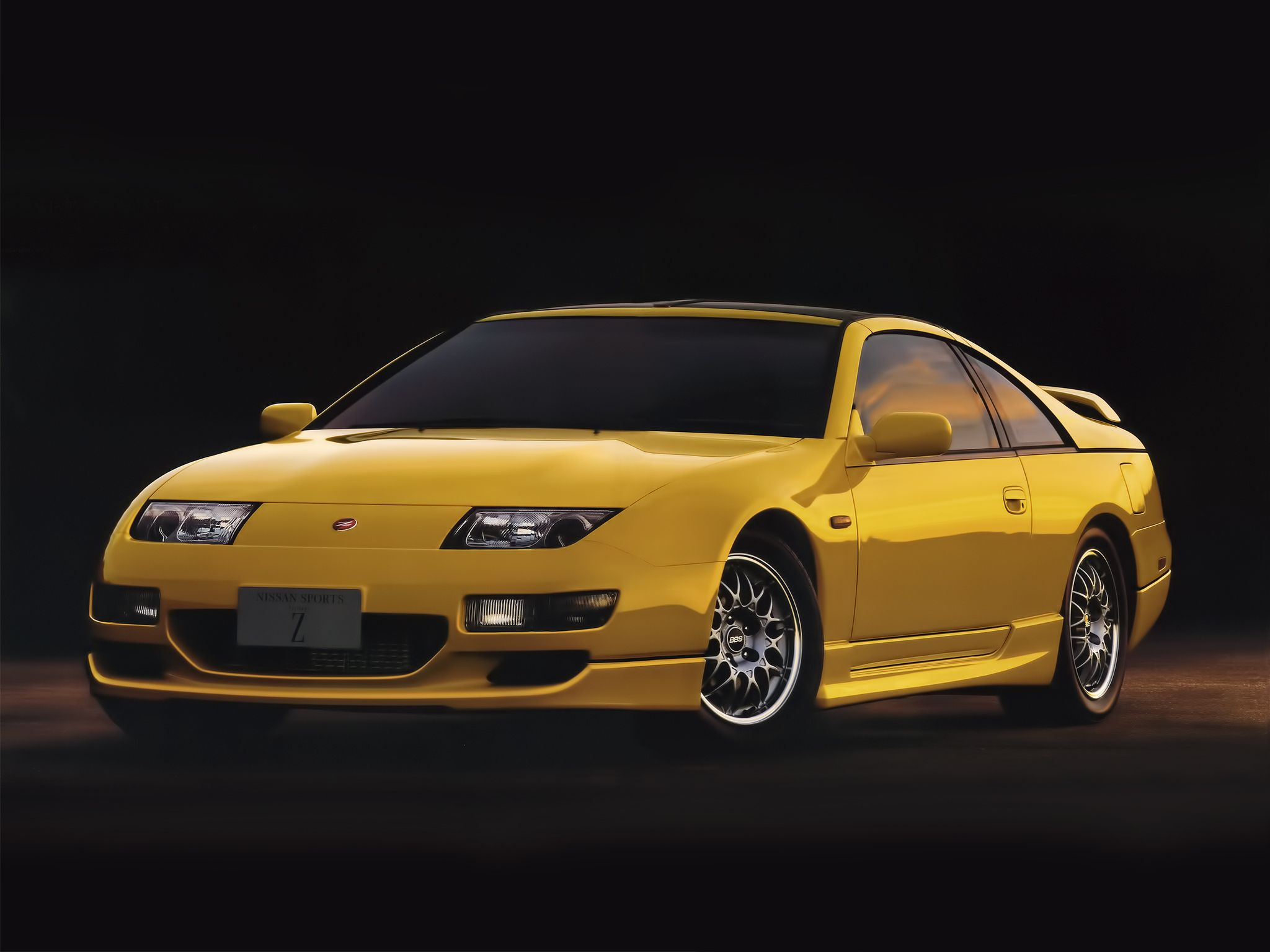 19982000 Nissan Fairlady Z Version R Twin Turbo 2by2