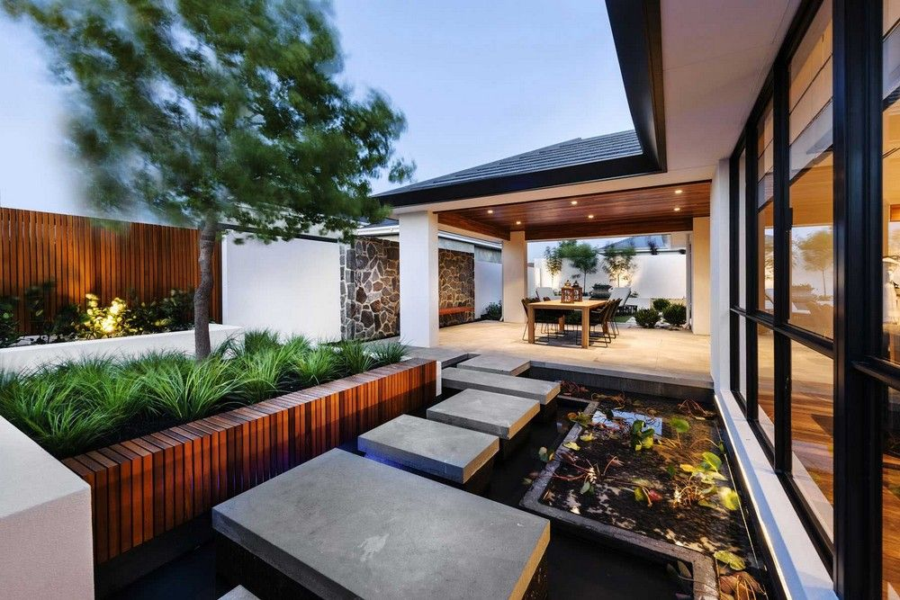 Japanese Inspired Retreat Generating A Soothing Ambiance The