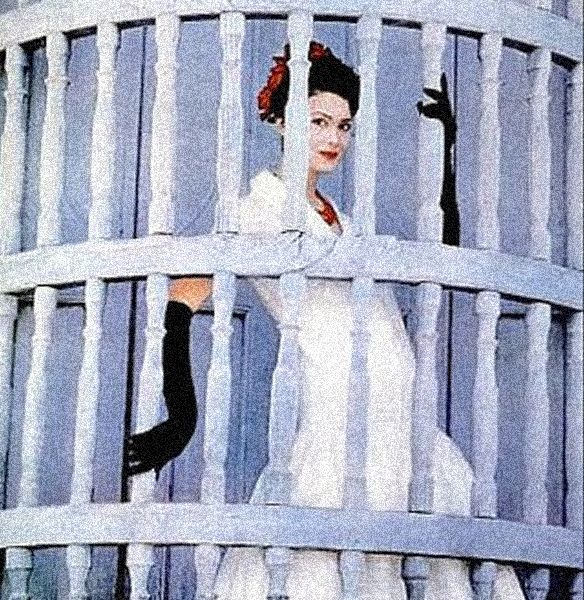 Gordon Parks | Trinidad Cuba | 1958 | LIFE Magazine | May 05 1958 | CUBA WAY WITH STYLES - Designers' U.S. hits are set off by their land