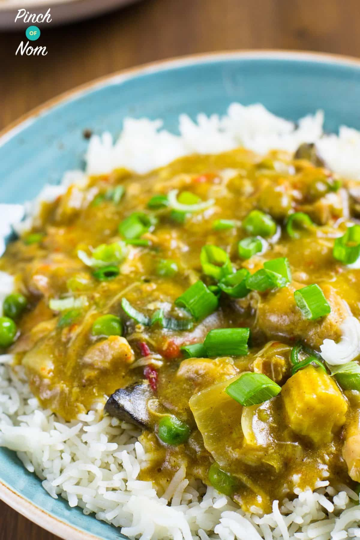 This Chinese Chicken Curry Recipe Is Ridiculously Easy
