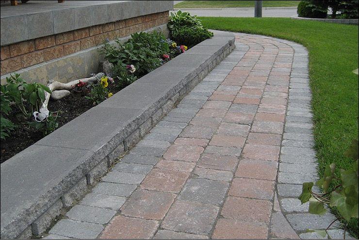 Interlock Ottawa Interlocking Stone Patios Driveways Outdoor Gardens Backyard Landscaping Patio Stones