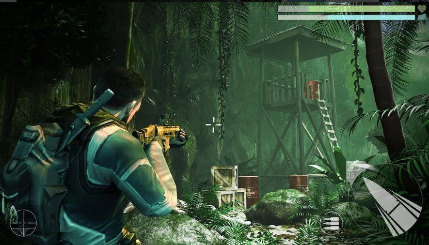 Cover Fire Apk Offline Shooting Games Mod Data Download Free