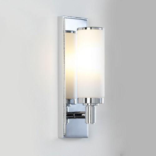 Verona Chrome Bathroom Wall Light Lighting Pinterest Lights And
