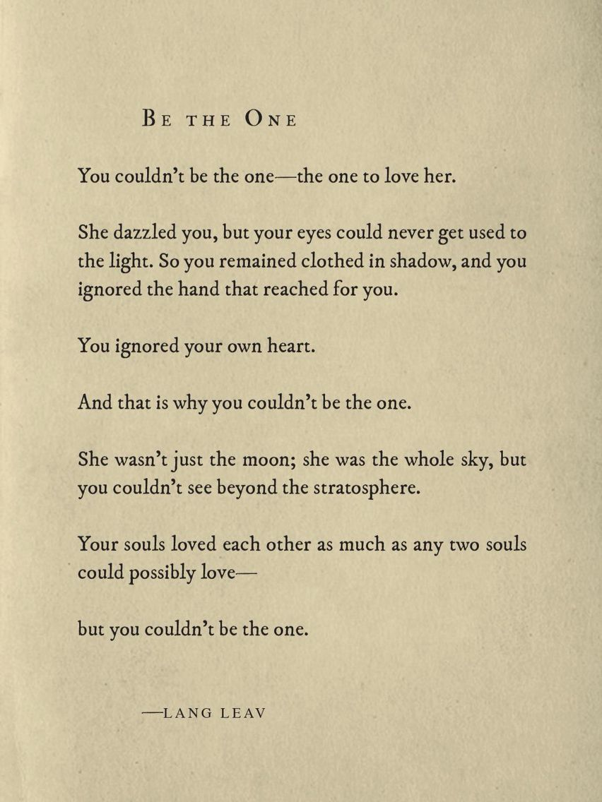 You Ignored Your Own Heart Word Quote Lang Leav Pretty Words Definition Essay On Beauty