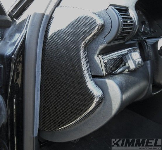 audi s4 b5 fuse panel cover wrapped in real twill woven. Black Bedroom Furniture Sets. Home Design Ideas