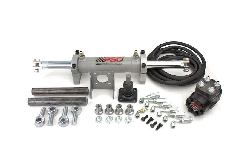 1207 2 5 Double End Steering Cylinder Kit No Pump Fhk110 Full Hydraulic Systems And Components Cylinders Psc