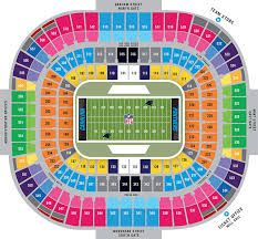 Image Result For Nfl Stadium Seating Chart