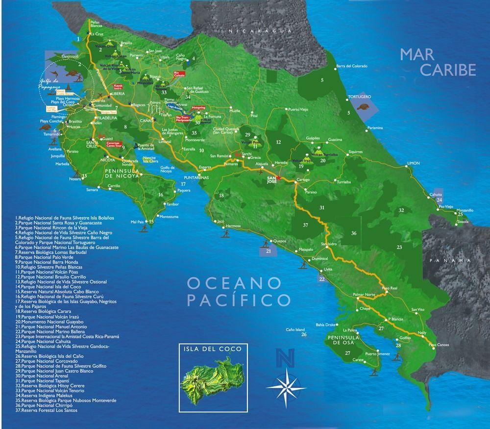 Costa Rica UTOPIA Guanacaste Costa Rica Revista y Guia de Viajes