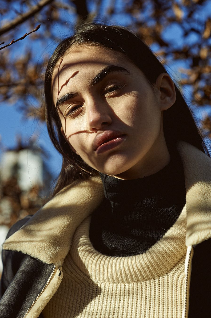 Photo: Federico Sorrentino Styling: SIlvia Vinci Make up: Rocco Santamorena Hairstyle: Daniela Magginetti Model: Ella Ruby / The Lab Model Milano http://www.highsnobiety.com/2015/12/03/best-streetwear-fall-winter-2015/