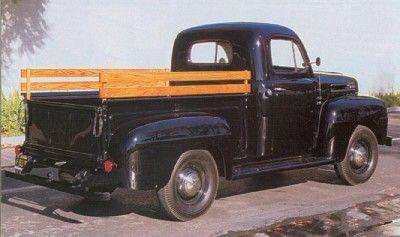 1948 1952 ford f series trucks old ford trucks pinterest ford 1938 Ford Truck howstuffworks 1948 ford f series light duty trucks