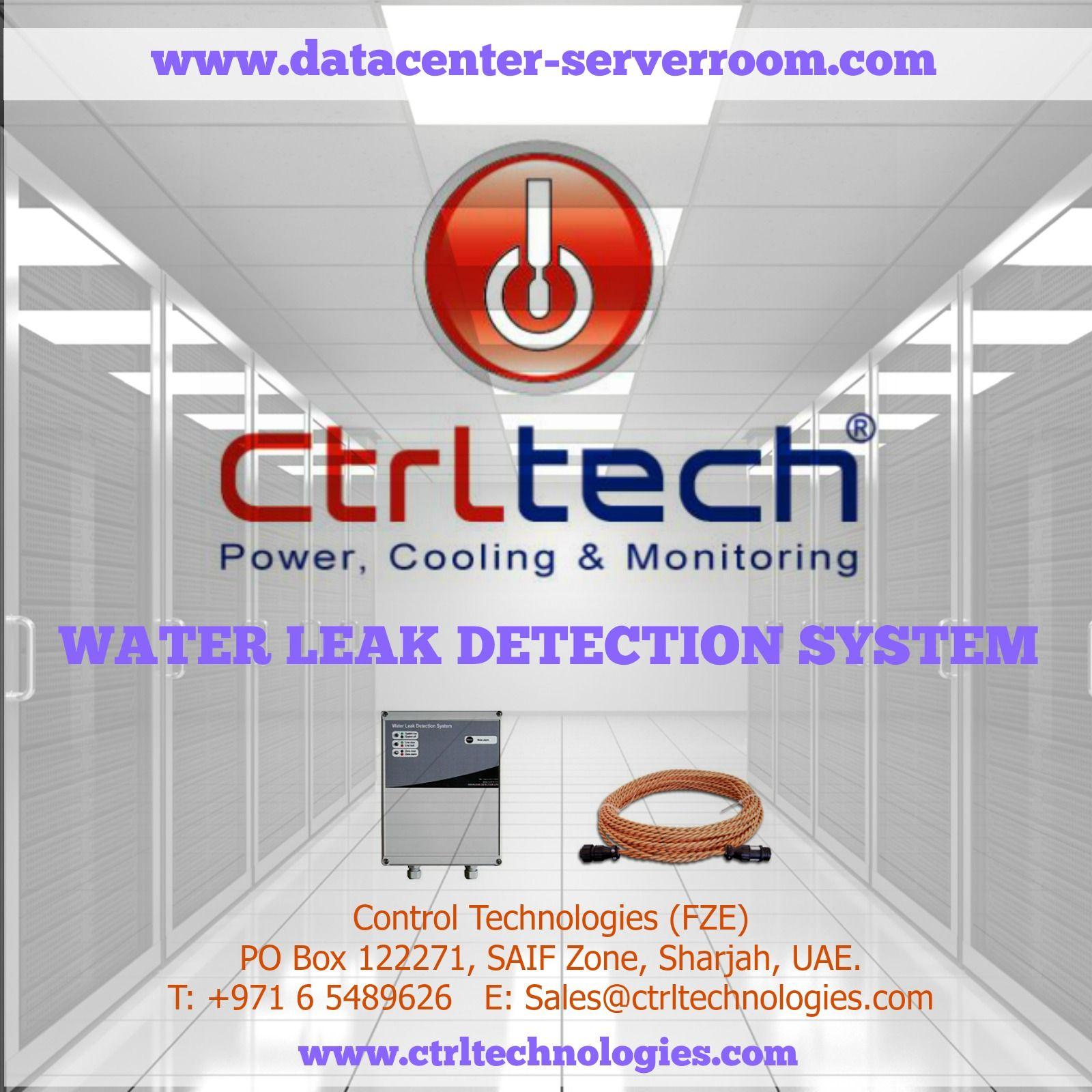 Ttk Water Leak Detection System Or Leak Detector Server Room