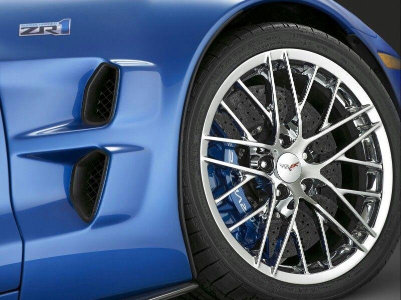 Zr1 Rim Shot Corvette