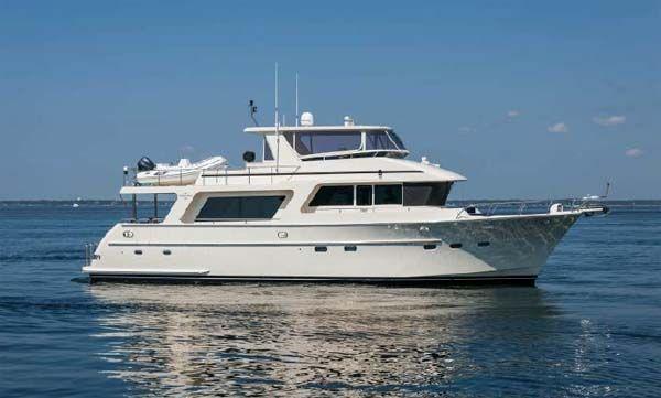 65 Hampton Motor Yacht For Sale Mcbreak Yacht For Sale Yacht