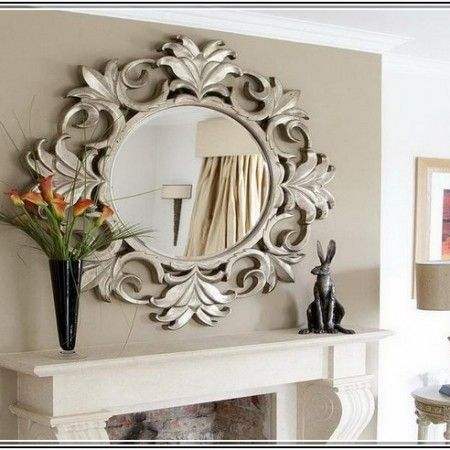Living Room Wall Mirrors Decorative Part 71