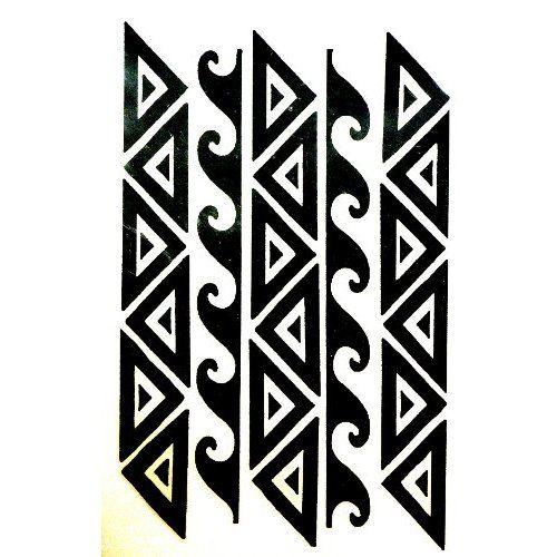 hawaiian polynesian waves band | Tatts | Pinterest ...