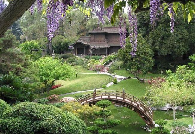 Botanical Garden Wedding Venue | Garden Wedding Venues near LA - Huntington Botanical Gardens