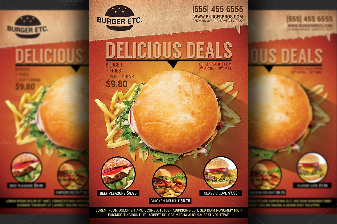 fast food burger promotion flyer template o jpg times pixels fast food burger promotion flyer template o jpg 1 160times772 pixels flyer inspiration flyer template flyers and burgers
