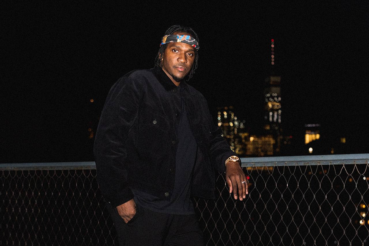 Pusha T Shares New Music Will Be Out Soon Interview Style Pusha T New Music