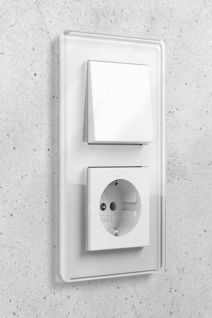 Steckdosen & Lichtschalter aus Glas   Steckdosen und lichtschalter ...