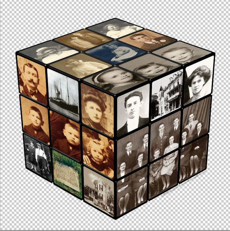 Isn't this a great idea for sharing your family's history with all generations? Perfect to take to a family reunion!