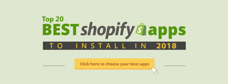 Top 20 shopify apps for online store owners in 2018 Best