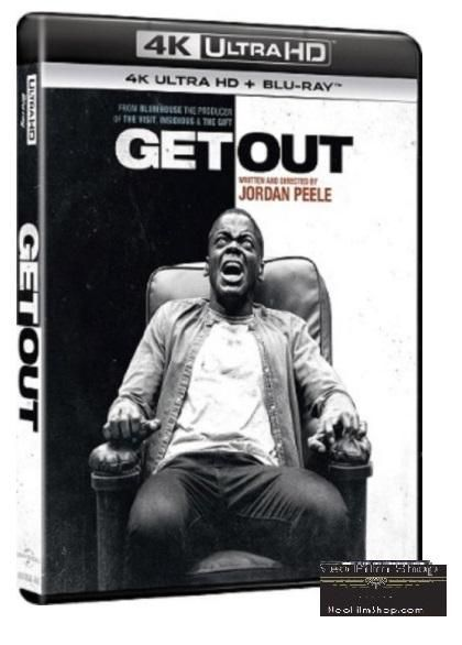 Get Out Stream English