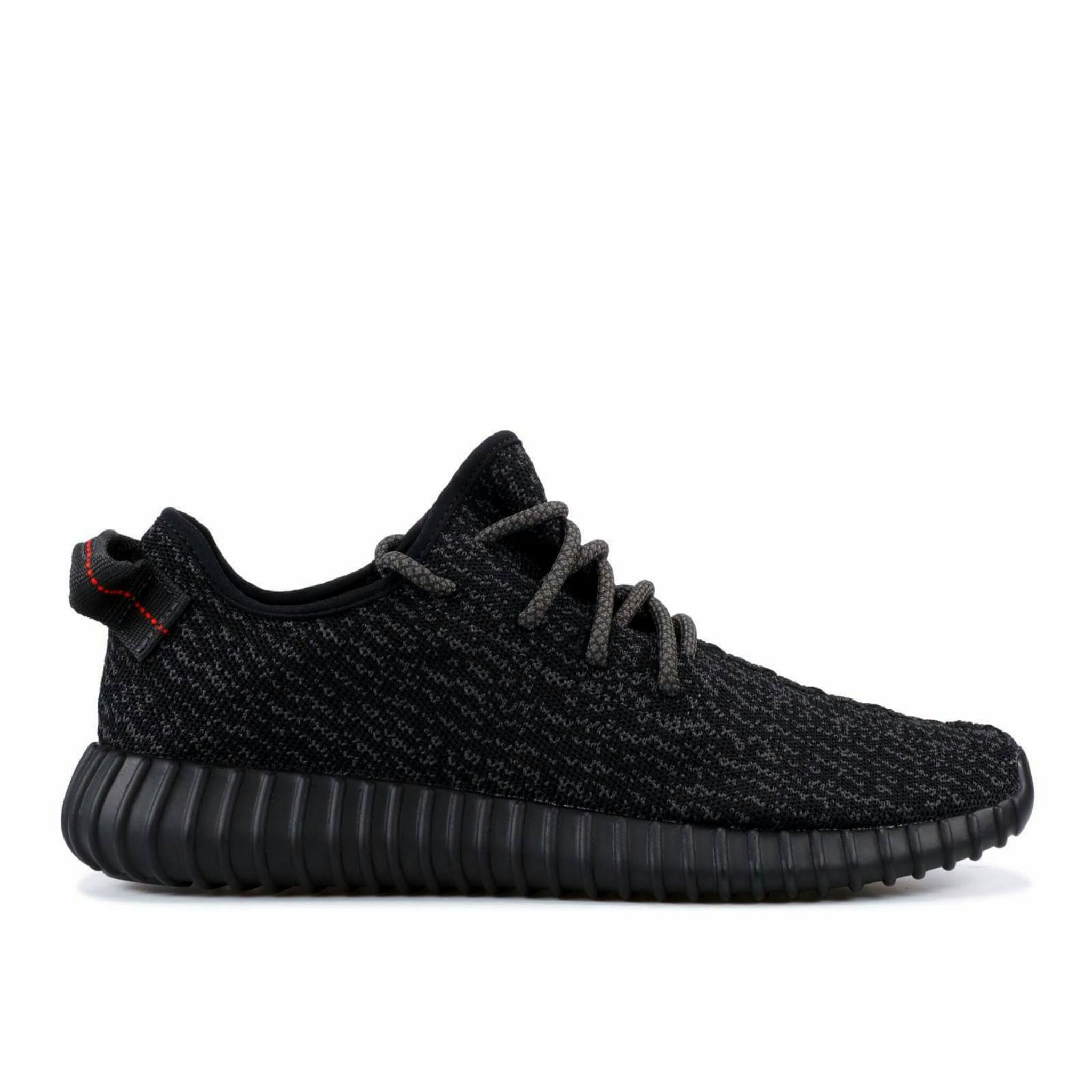 5c2099cd Adidas Yeezy 350 V1 Pirate Black For WomenSizes: 38 – 45. Colorway: Pirate  Black Material: Mixed Material. Availability: In Stock.