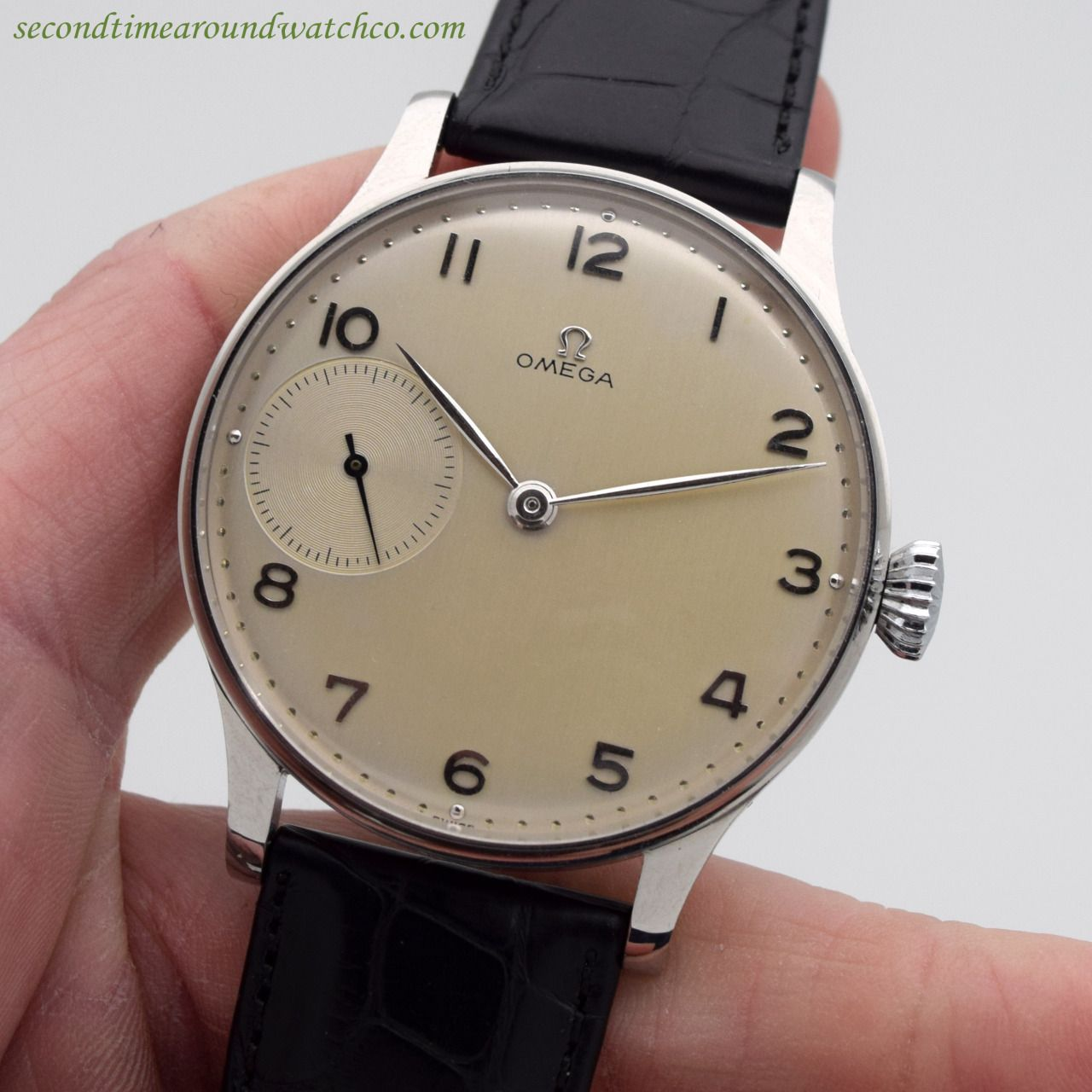 Second Time Around Watch Company Vintage Omega Vintage Watches Watches For Men