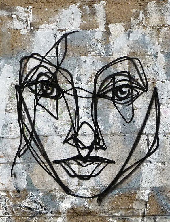ANSER, street artiste furtif - Toronto